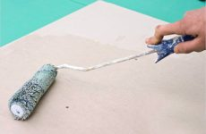 Нужна ли грунтовка для гипсокартона: виды, свойства, как наносить