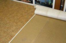 Грунтовка для пола под линолеум: виды, подготовка и нанесение на бетонный пол