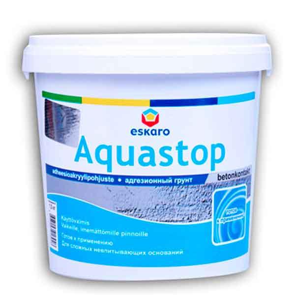 Грунтовка аквастоп: преимущества, характеристики, область применения