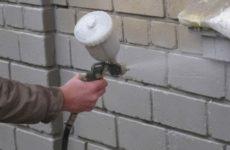 Правильный подбор и применение грунтовок для кирпича