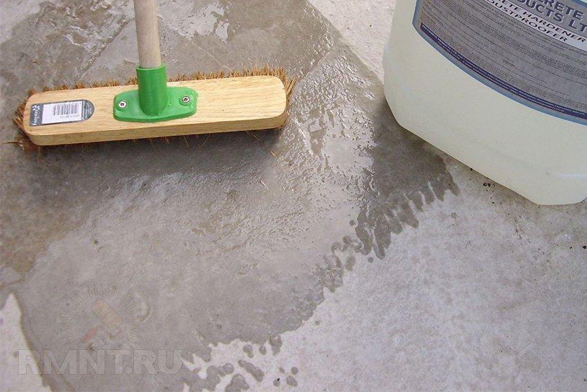 Грунтовки глубокого проникновения для бетона: выбор, виды и особенности применения